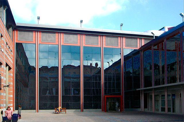 Centro Comercial en Errenteria (Gipuzkoa)