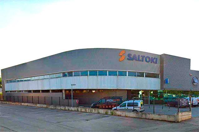 Centro Comercial en Girona