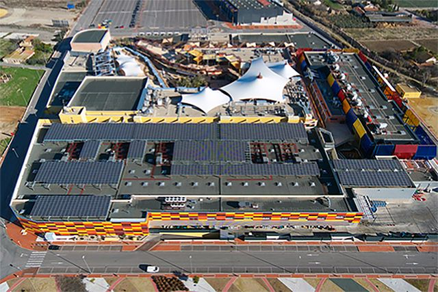 Remodelación Interior Centro Comercial Almenara en Lorca (Murcia)