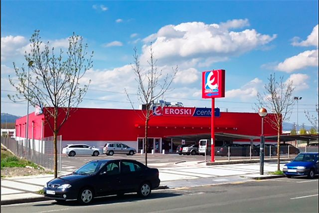 Centro Comercial en Vitoria
