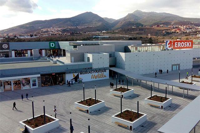Centro Comercial en Melilla