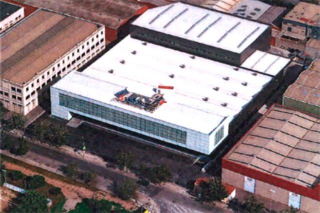 Centro Comercial en Cornellà de Llobregat (Barcelona)