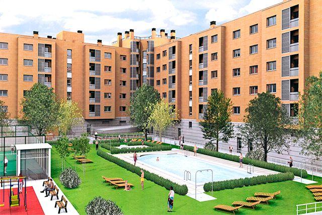 Viviendas en Getafe (Madrid)