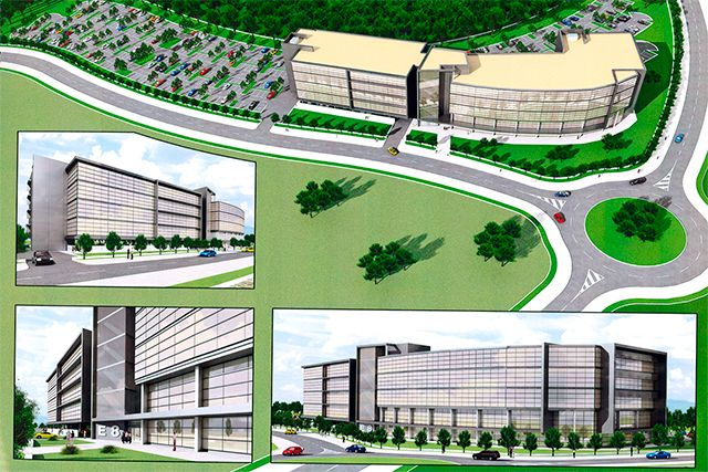 Edificio de Oficinas en Parque Tecnológico de Alava