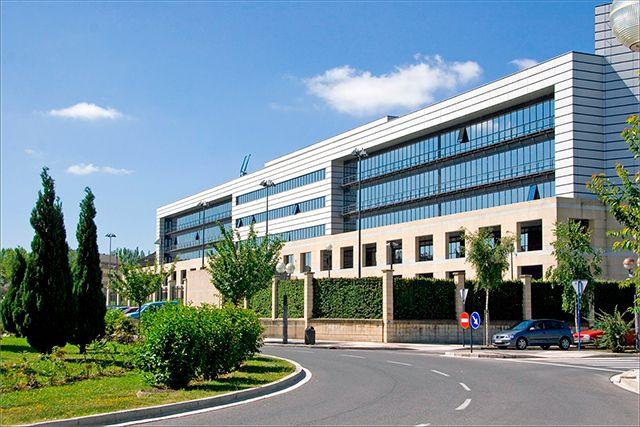 Edificio de Oficinas del Gobierno Vasco (Vitoria-Gasteiz)