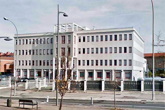 Reforma Edificio EJIE en Avda del Mediterráneo (Vitoria)