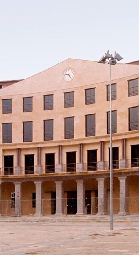 Edificios Institucionales - GLM Proyectos