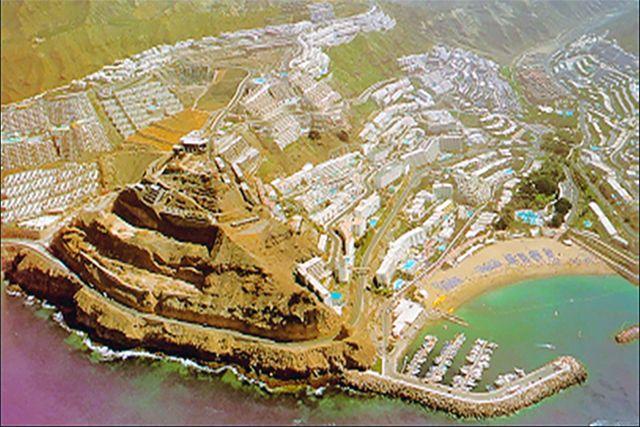 Hotel de 400 habitaciones en Puerto Rico (Canarias)