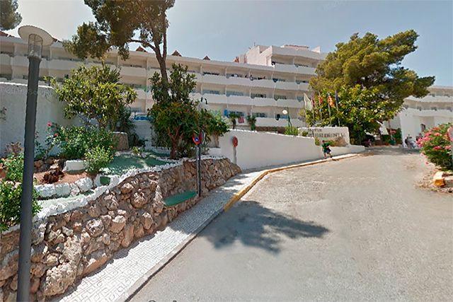 Hotel ***** de 247 habitaciones en Portinax (Ibiza)