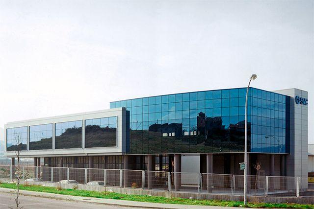 SMC España, S.A. – Edificio de Oficinas (Vitoria - Gasteiz)