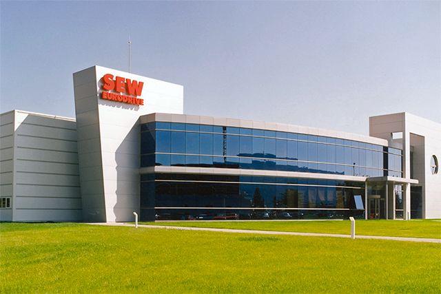 SEW Eurodrive S.A. Edificio de Oficinas en Zamudio (Vizcaya)