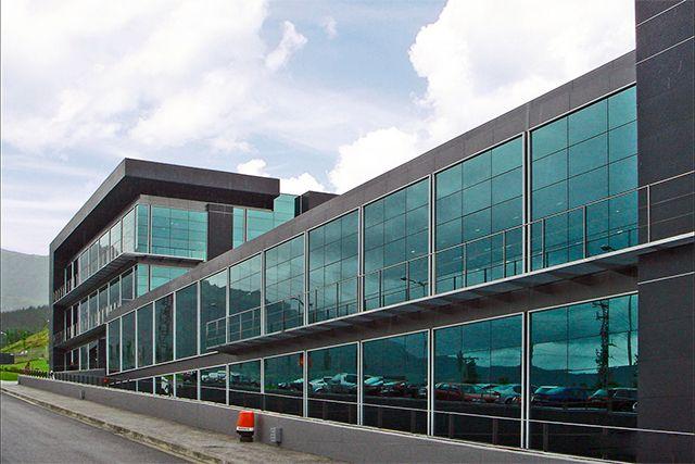 ULMA PTC Edificio de Oficinas en Oñati (Gipuzkoa)