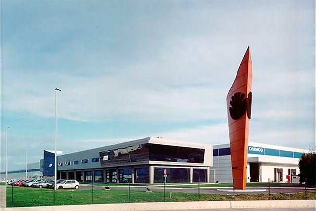 Daewoo Electronics España. - Edificio de Oficinas (Vitoria - Gasteiz)