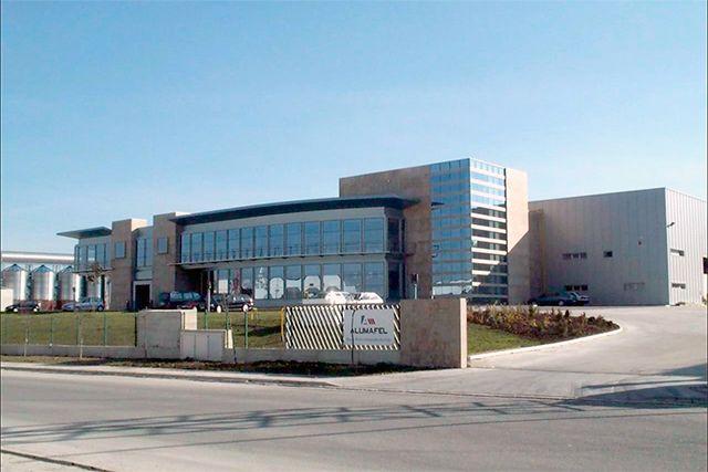 Alumafel - Edificio de Oficinas (Vitoria - Gasteiz)