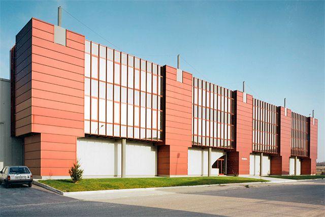 Daisalux - Edificio de Oficinas (Vitoria - Gasteiz)
