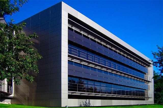 Gamesa Corporación Tecnológica Edificio de Oficinas en Zamudio (Vizcaya)