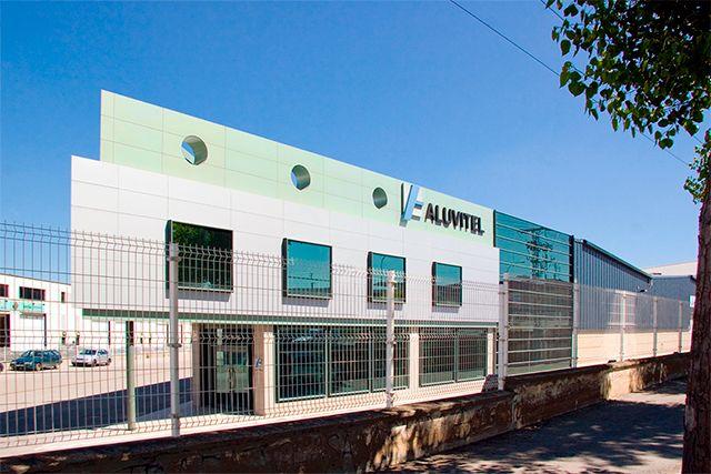 Aluvitel - Edificio de Oficinas (Vitoria - Gasteiz)