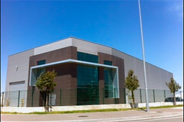 T.C.A. - Ediificio de Oficinas P.I. Gamarra (Vitoria - Gasteiz)