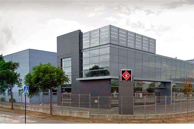 KLINER METAL - Edificio de Oficinas P.I. Júndiz (Vitoria - Gasteiz)