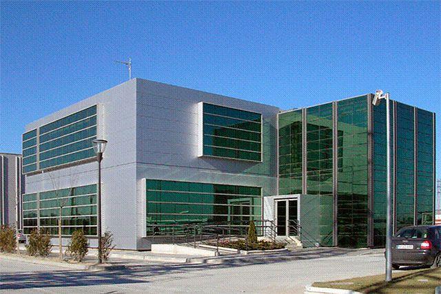 Yárritu S.A. - Edificio de Oficinas (Vitoria - Gasteiz)