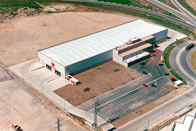 Saunier Duval - Pabellón y Oficinas (Vitoria - Gasteiz)