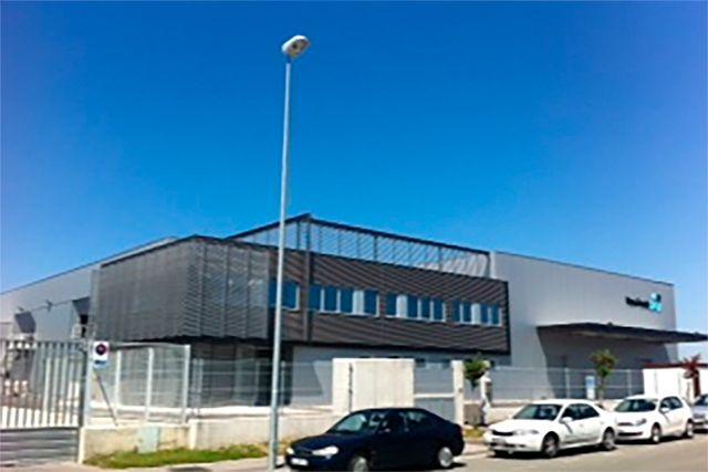NEW FOOD SPRAY - Pabellón y Oficinas P.I. Júndiz (Vitoria - Gasteiz)