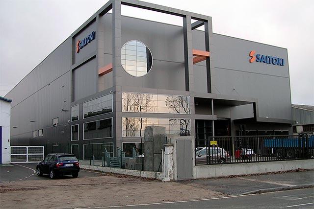 Saltoki - Almacén Logístico (Vitoria - Gasteiz)