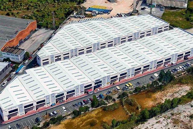 Pabellones Industriales en Avda de Huetos de Vitoria