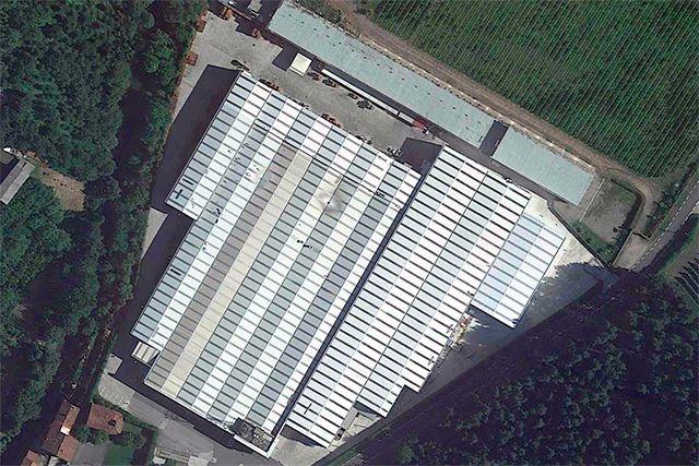 Pabellón industrial en Oñati para Chinchurreta
