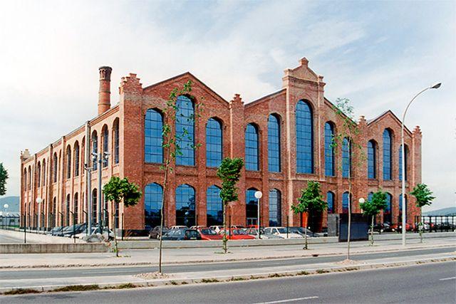 Sprilur - Remodelación de la Azucarera (Vitoria - Gasteiz)