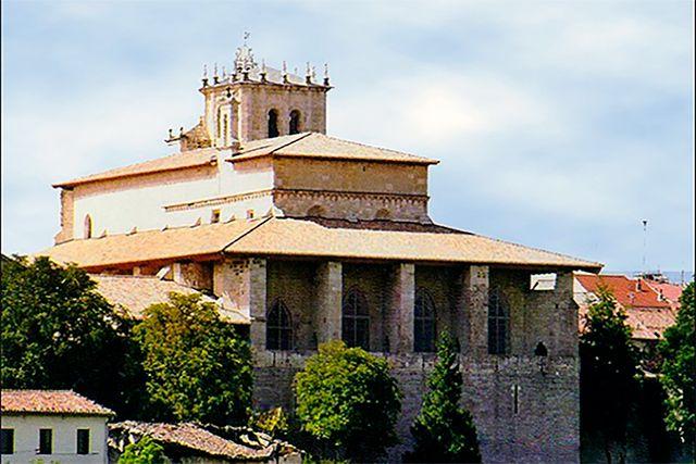 Diputación Foral de Álava - Restauración de la Iglesia de San Juan Bautista de Agurain (Álava)