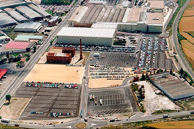 Mercedes Benz España S.A. - Urbanización (Vitoria - Gasteiz)
