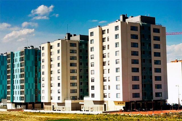 72 viviendas en Vitoria - Gasteiz
