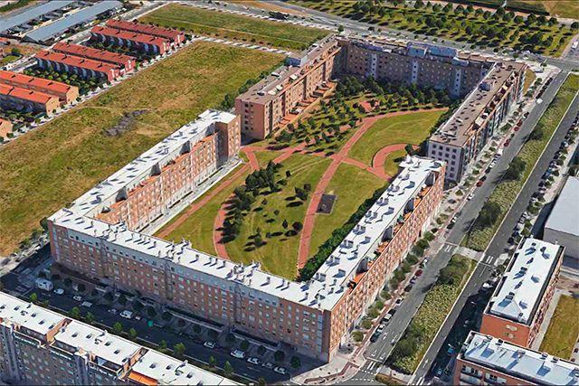 366 viviendas de Protección Oficial en Vitoria - Gasteiz