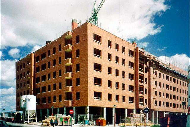 40 viviendas en Vitoria - Gasteiz